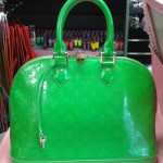 We have a Louis Vuitton Alma PM EPI lady's lime green leather handbag in excellent condition other than a minor mark that is hardly visible to one side of the bag. The bag comes complete with original lock and two keys but is missing the clochette but can be sourced via the net. we can also post this item . £850