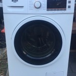 Bush 8kg washer/dryer in excellent condition fully serviced and in perfect working order £180